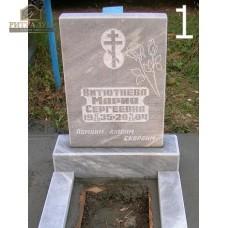 Памятник из мрамора - Малыш   PM01 — ritualum.ru