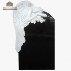 Скульптура ангела из мрамора №104 — ritualum.ru